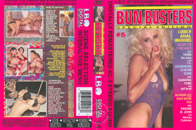 Description Bun Busters vol 5