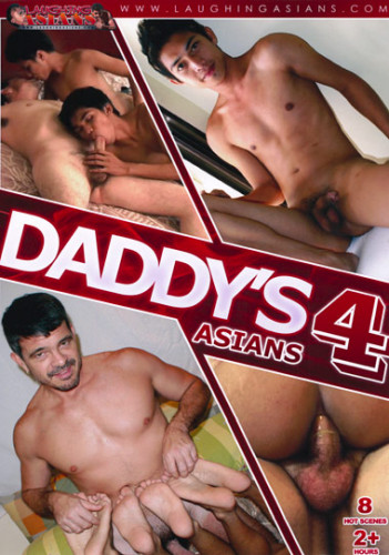 Asians Vol. 4 - Mike Reynolds, Vahn Valdez, Gilbert Carreon