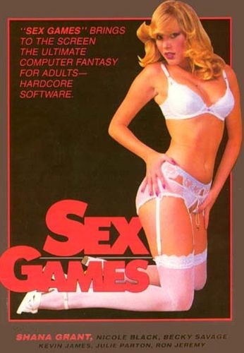Description Sex Games (1983) - Shauna Grant, Becky Savage, Nicole Black