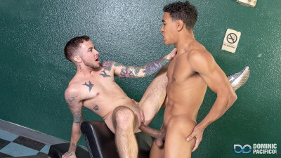 dp - Sniff Mateo's Pussy Whipping (Connor Atlas & Mateo Fernandez)
