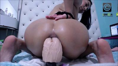Anal gape & ass open