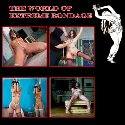 The world of extreme bondage 174