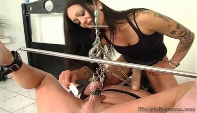 Empress cruels slave boy