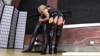 Description Goddess Brianna Punishes Her Cuck