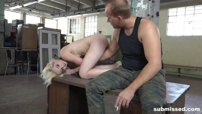 Tyna Gold Tied Up And Hardcore Pounded