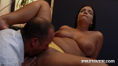 Busty Teen Debuts With Passionate Fuck