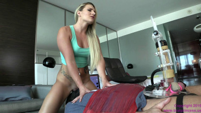 Cali Carter Broke Sugar Daddy Milked For Profit Part Two (2015)