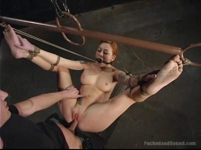 Scarlett S Brutal Flogging TJ Cummings Scarlett Pain  – BDSM,Humiliation,Torture HD 720p