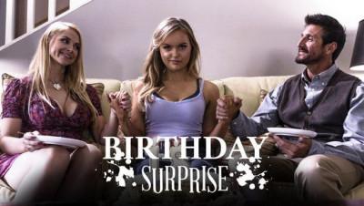 Sarah Vandella, River Fox - Birthday Surprise FullHD 1080p
