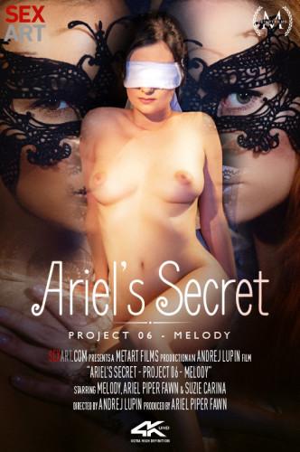 Description Ariel's Secret - Project 06 - Melody FullHD 1080p