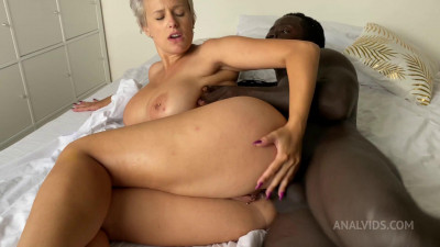 BBC and creampie for Angel Wicky AW041