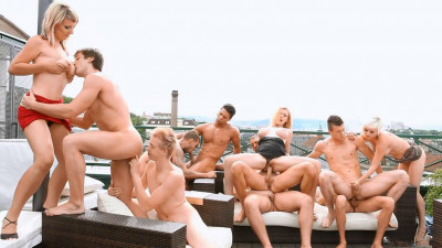 The Bi High Life Part vol.2 - tiny, stud, tit, show, online