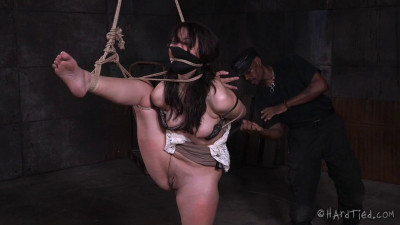 HardTied-Olivia Fawn The Temp ( Sep 23, 2015,HD)
