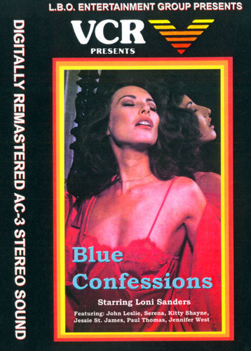 Description Blue Confessions(1983)- Loni Sanders, Andrea Lange, Serena