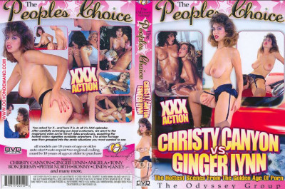 Description The Peoples Choice Cristy Canyon Vs. Ginger Lynn