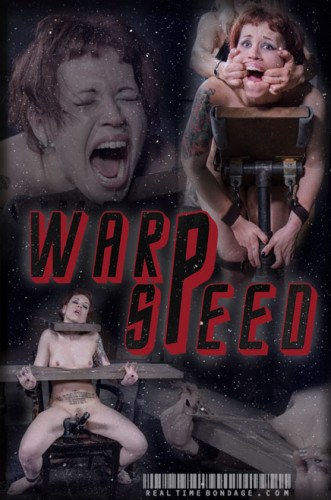 Warp Speed Part 3 – Elizabeth Thorn | Violet Monroe