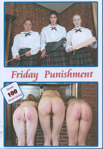 Friday Punishment DVD