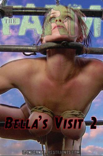 IRestraints – Bella Rossi – The Farm – Bella's Visit – Part 2