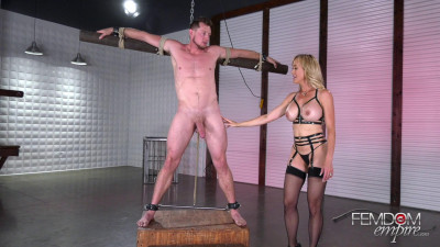 Brandi Love – Edging Restraints