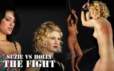 Suzie vs Holly - The Fight