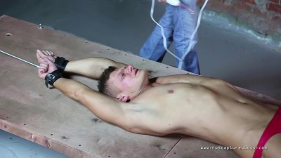 RusCapturedBoys - Favourite Pain Slave Pavel - Part I