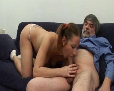 Pigtailed bitch fucking