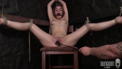 Kenzie Madison - The Slave and Her Suffering Art vol.4