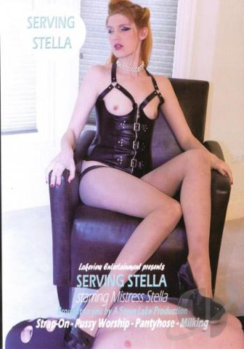 Serving Stella - pantyhose, download, milk, pussy