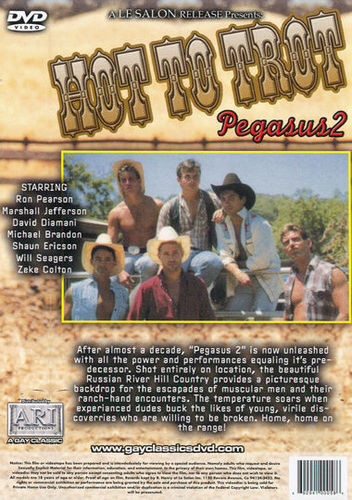 Pegasus Vol. 2 Hot To Trot — David Diamani, Marshall Jefferson, Michael Brandon (1987)