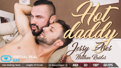Description Virtual Real Gay – Hot Daddy (Android/iPhone)
