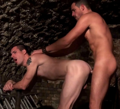 Enzo Rimenez and Brian Next