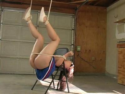 Cheerleaders In Bondage