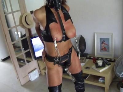 Amateur BDSM Videos – Exclusive Collection Part One (Butterfly Fan)