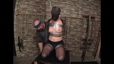 Tape and Rope For Tricia