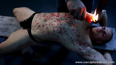 RusCapturedBoys - Striptease Dancer Boris Part I