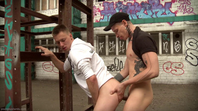 Young Bastards – Young Taggers Ass Fucked Raw