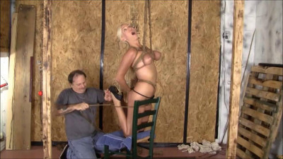 Brendasbound Hogtied Breast Suspension