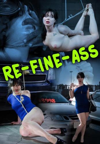 Description Re-fine-Ass - Siouxsie Q, Jack Hammer-