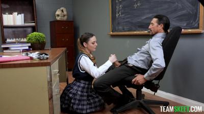 Kinsley Kane - Hard Teacher FullHD 1080p
