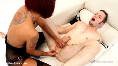 StrapDomme - Skin Diamond and Wolf Hudson - HD 720p