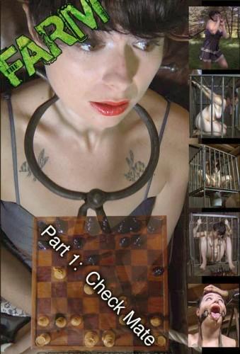 Infernalrestraints - Oct 24, 2014 - The Farm - Part 1 Checkmate - Siouxsie Q