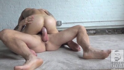 Rocco Steele Studio - A Cock Grows in Brooklyn - Mike Gaite & Rocco Steele