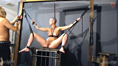 Harsh Discipline Pussy Whipping