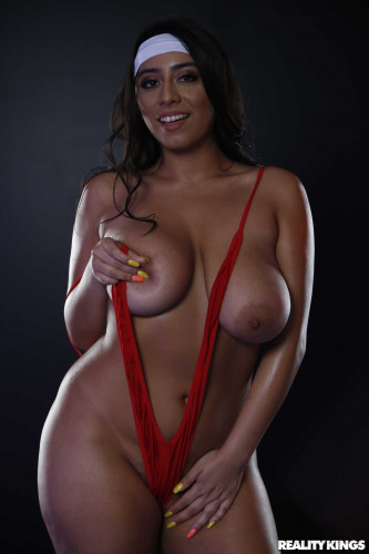 Violet Myers - Wetter Melons FullHD 1080p