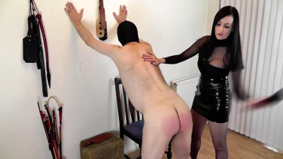 Miss Jessica And Hand Spanking part 17