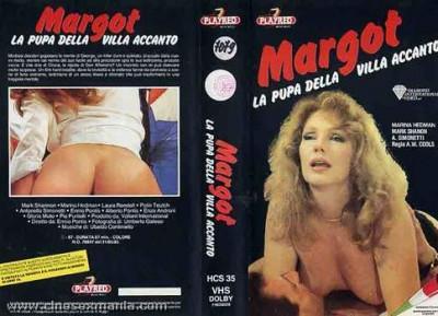 Description Margot, la pupa della villa accanto