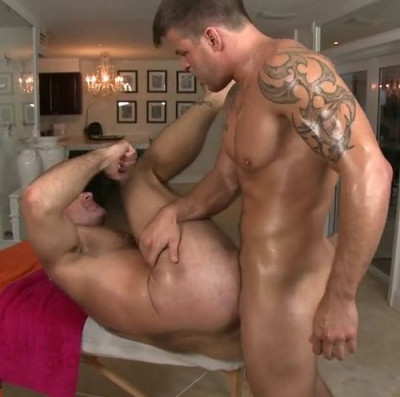Man Vs Man (Brodie Sinclair and Trace Michaels)