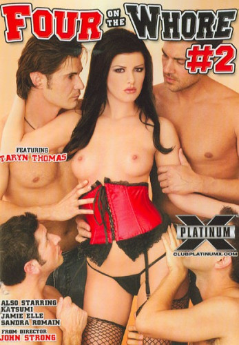 Four on the whore vol2