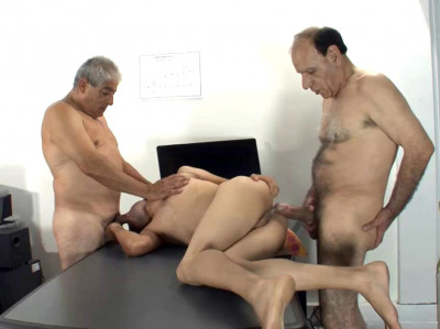 Hot Threesome Kenso, Turhan & Killian (720p)
