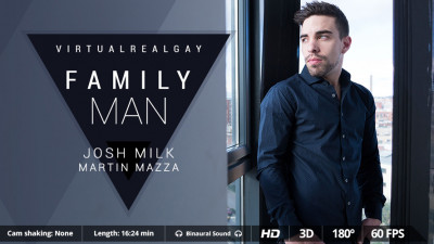 Virtual Real Gay - Family Man